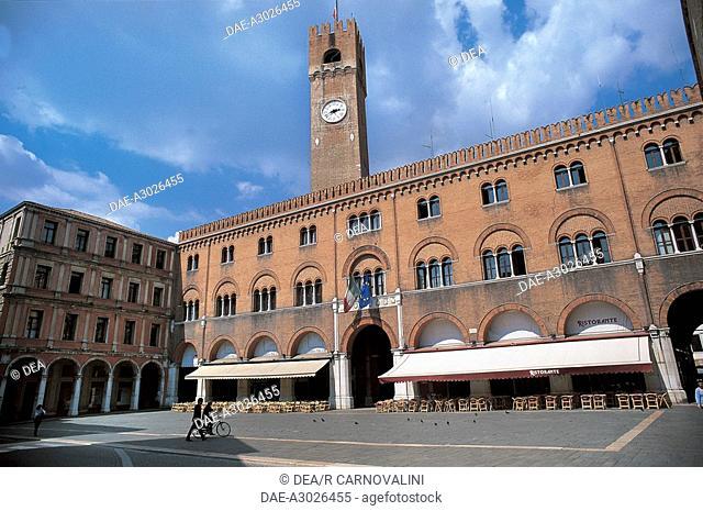 Italy - Veneto Region - Treviso - Lords Square
