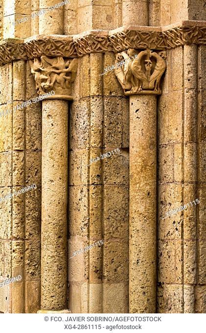 Iglesia románica de la Santísima Trinidad - Segovia - Castilla-León - España - Europa