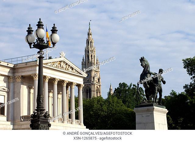 Vienna Parlament, Austria