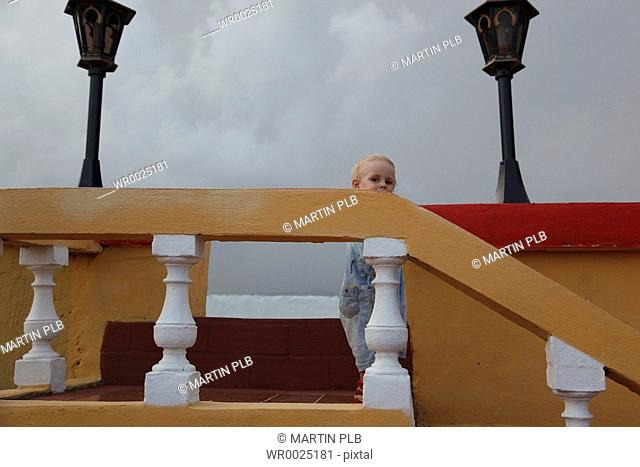 roof terrace in Trinidad