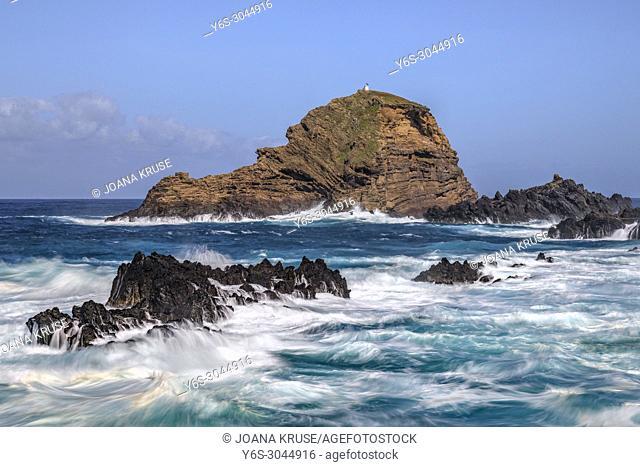 Porto Moniz, Madeira, Portugal, Europe