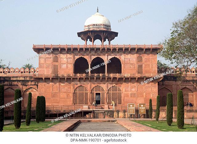 Naubat Khana Taj Mahal Agra Uttar Pradesh India Asia