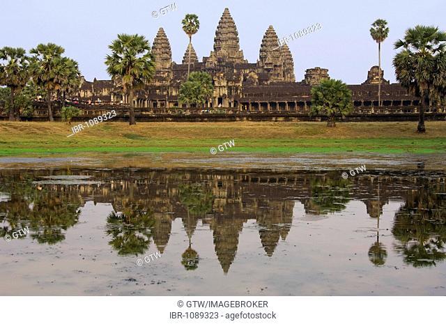 Angkor Wat, UNESCO World Heritage Site, Siem Reap, Cambodia