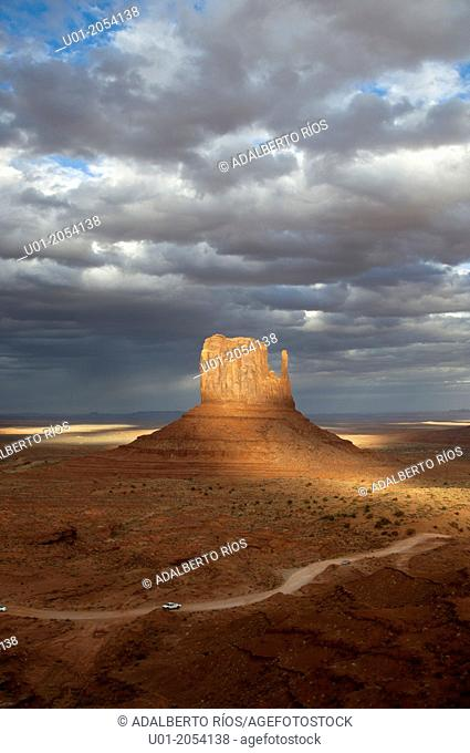 Monument Valley, Arizona/Utah, USA