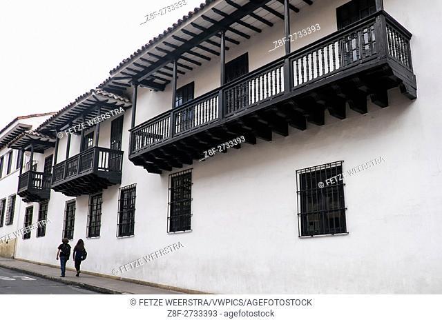 Museum of the Banco de la República in Bogotá
