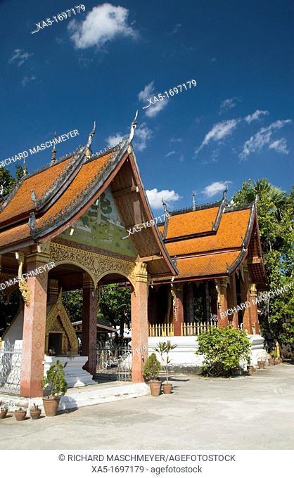 Wat Saen, Luang Prabang, Laos