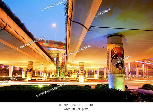 Chengdu Supo Overpass
