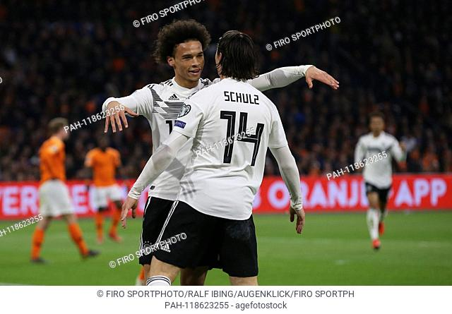 277e62a7c firo: 24.03.2019, Football, Football, National Team Germany, UEFA,