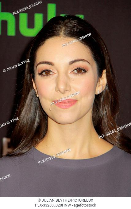"""Kathryn Alexandre 03/23/2017 PaleyFest 2017 """"""""Orphan Black"""""""" held at The Dolby Theatre in Hollywood, CA Photo by Julian Blythe / HNW / PictureLux"""