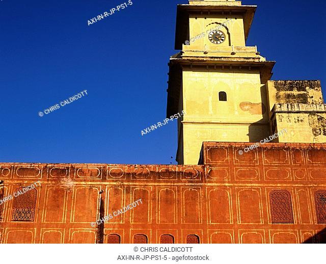 Jaipur Palace Clock Tower