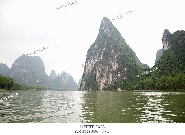 China, guangxi province, li river