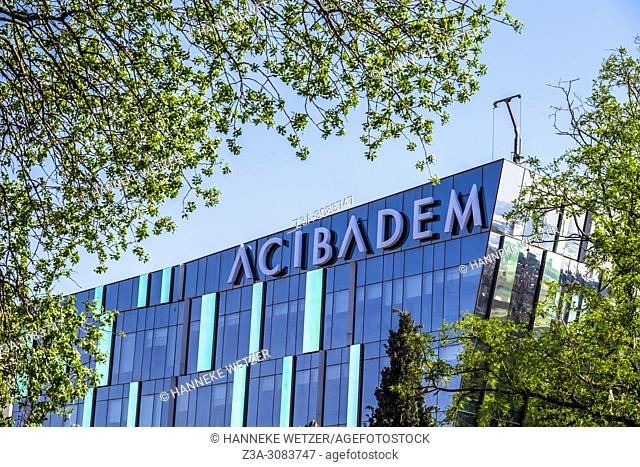 Abicadem hospital in Istanbul, Turkey