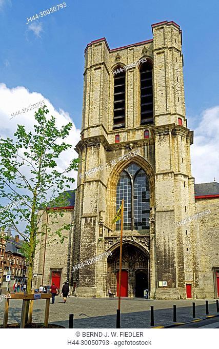 Sint-Michielskerk, Ghent Belgium