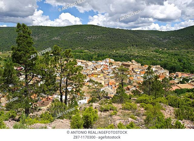 Villar del Humo, Serrania Baja, Cuenca province, Castilla-La Mancha, Spain