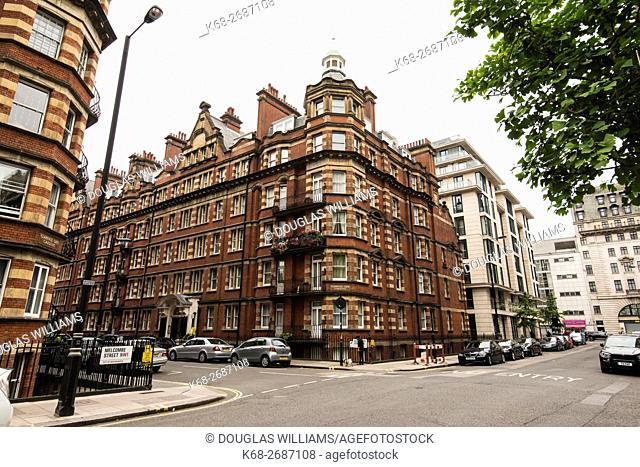 building in London, England, UK