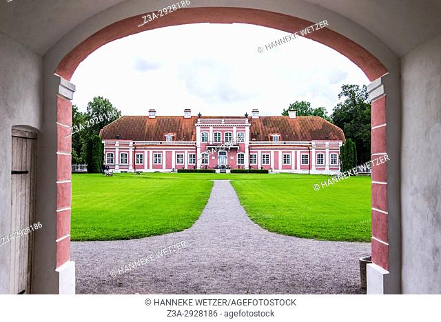Sagadi Manor House in Lahemaa National Park, Estonia