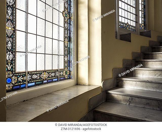 Círculo de Bellas Artes. Madrid, Spain