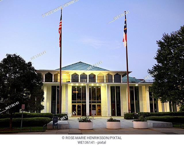 North Carolina Legislative building, Raleigh, NC