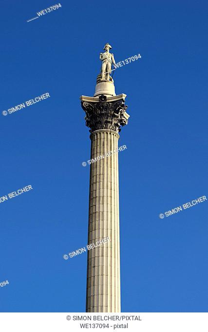 Nelsons Column, London