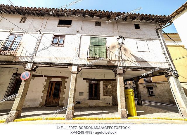 Mora de Rubielos, Comarca of Gudar-Javalambre, Teruel, Aragon, Spain