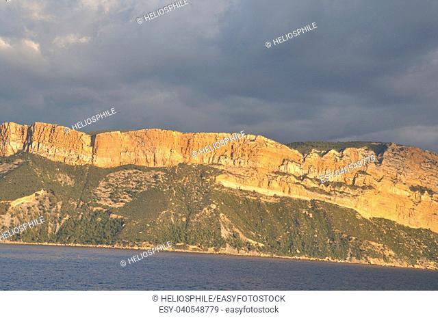 France, Provence-Alpes-Côte d'Azur, Bouches-du-Rhône, Cassis