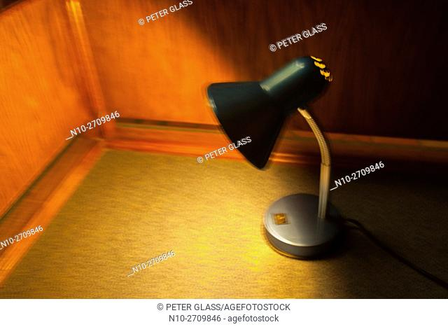 Small desklight