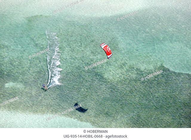 Kitesurfing, Miami Beach