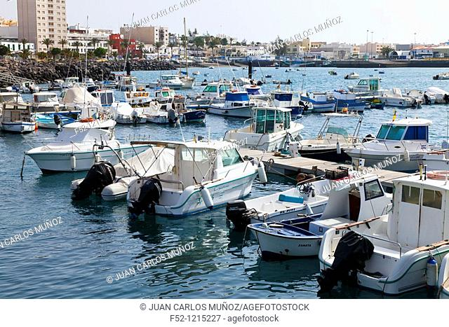 Puerto deportivo  Puerto del Rosario  Fuerteventura, Las Palmas, Canary Islands, Spain