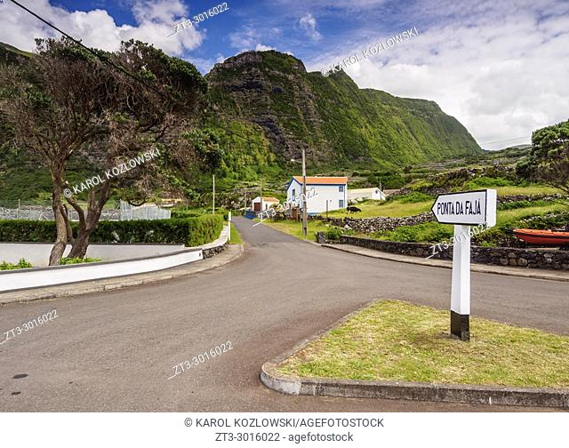Faja Grande, Flores Island, Azores, Portugal