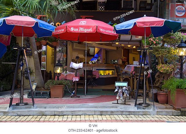 Restaurant at Sai Kung town, Sai Kung, Hong Kong