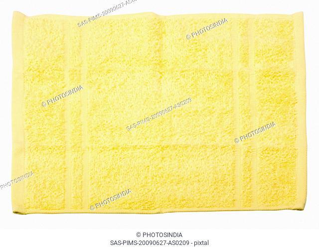 Close-up of a towel