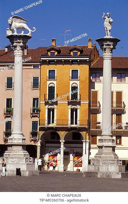 Veneto, Vicenza, Piazza dei Signori