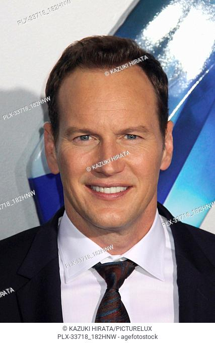 """Patrick Wilson 12/12/2018 """"""""Aquaman"""""""" Premiere held at the TCL Chinese Theatre in Hollywood, CA Photo by Kazuki Hirata / HNW / PictureLux"""