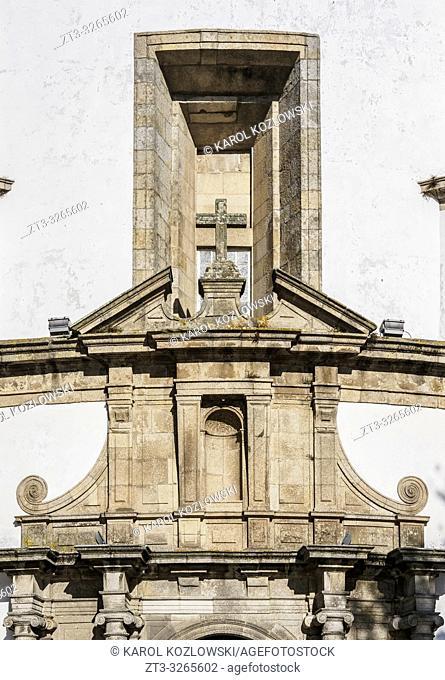 Monastery of Serra do Pilar, detailed view, Vila Nova de Gaia, Porto, Portugal