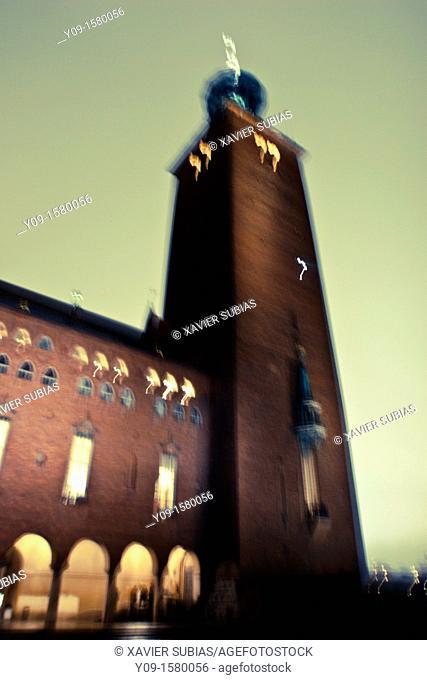 Stadshuset, City Hall, Stockholm, Sweden