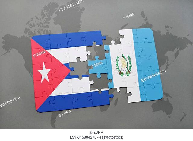 Gray central america map Stock Photos and Images | age fotostock