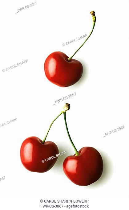 Prunus domestica, Cherry