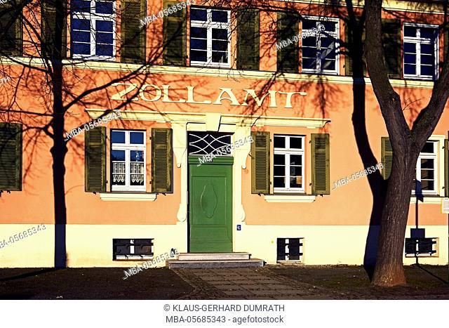 Quedlinburg, old custom house