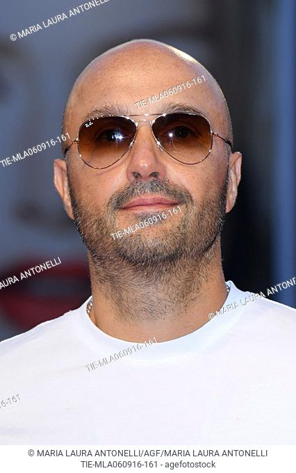 Joe Bastianich during the red carpet of film The Bad Batch. 73 Venice Film Festival, Venice, ITALY-06-09-2016