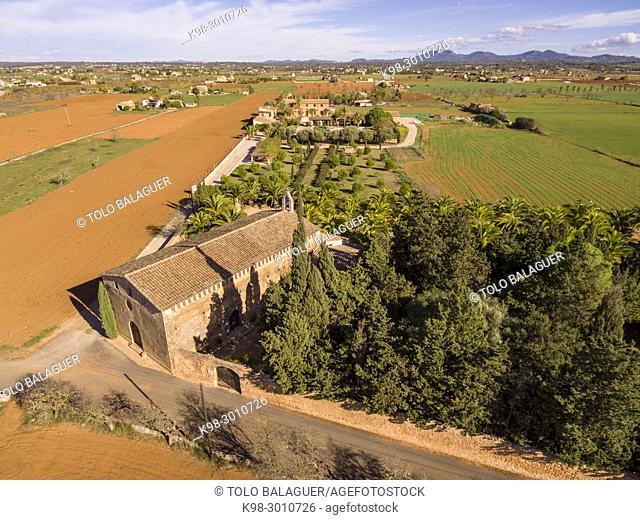 Oratori de Sant Blai, documentado en 1248, campos, Mallorca, balearic islands, Spain