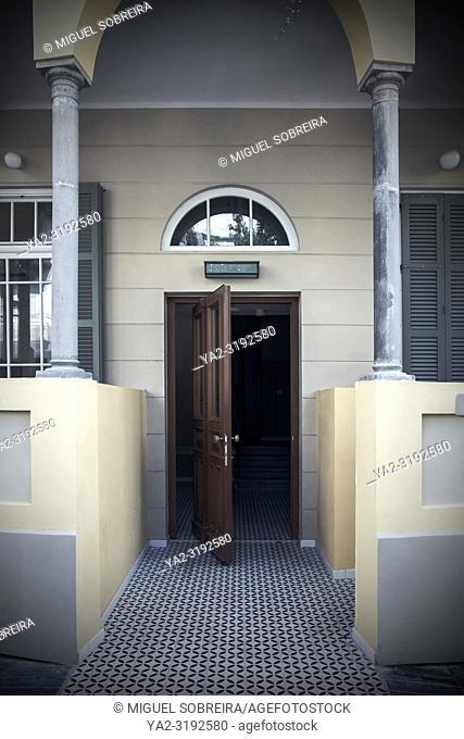 Open Door and Path