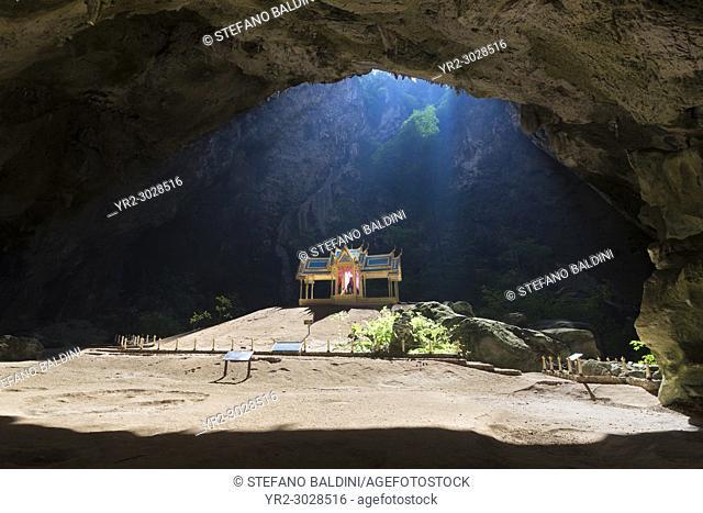 Phraya Nakhon cave, Khao Sam Roi Yot national park, Prachuap Khiri Khan province, Thailand