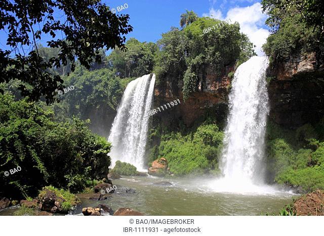 Rio Iguazu, Misiones Province, Argentina