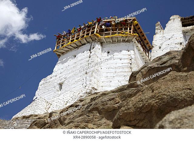 Namgyal Tsemo Gompa, Valle de Leh, Leh, Ladakh, India