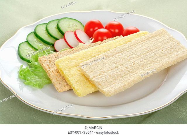 Dietetic breakfast