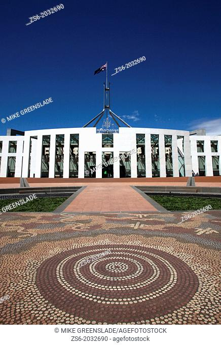 New Parliament House, Canberra, ACT, Australia