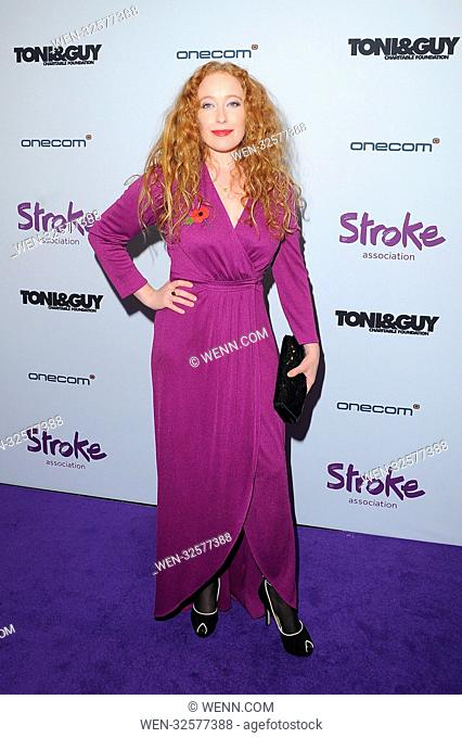 Life After Stroke Awards 2017 Featuring: Victoria Yeats Where: London, United Kingdom When: 01 Nov 2017 Credit: WENN.com