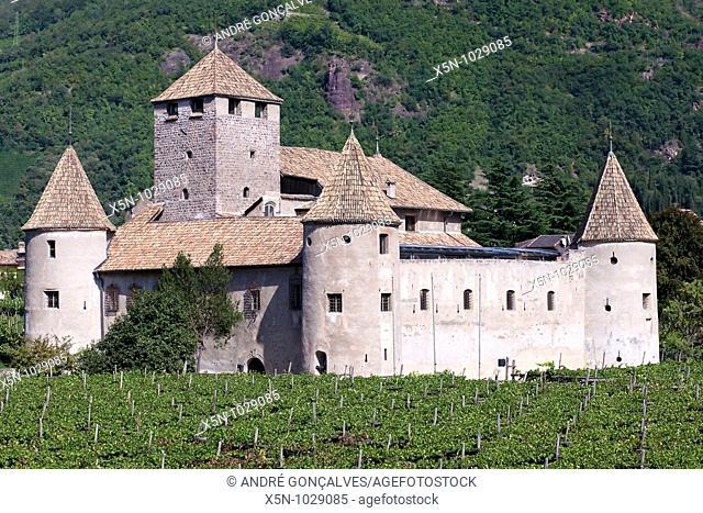 Bolzan Castle, Italy