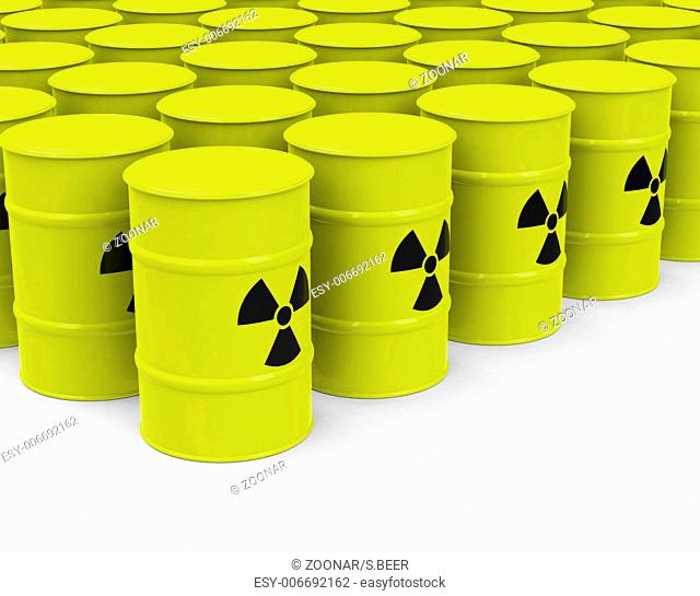 the nuclear waste