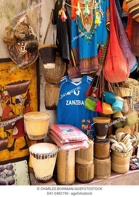 East Africa, Tanzania, Zanzibar Stone Town